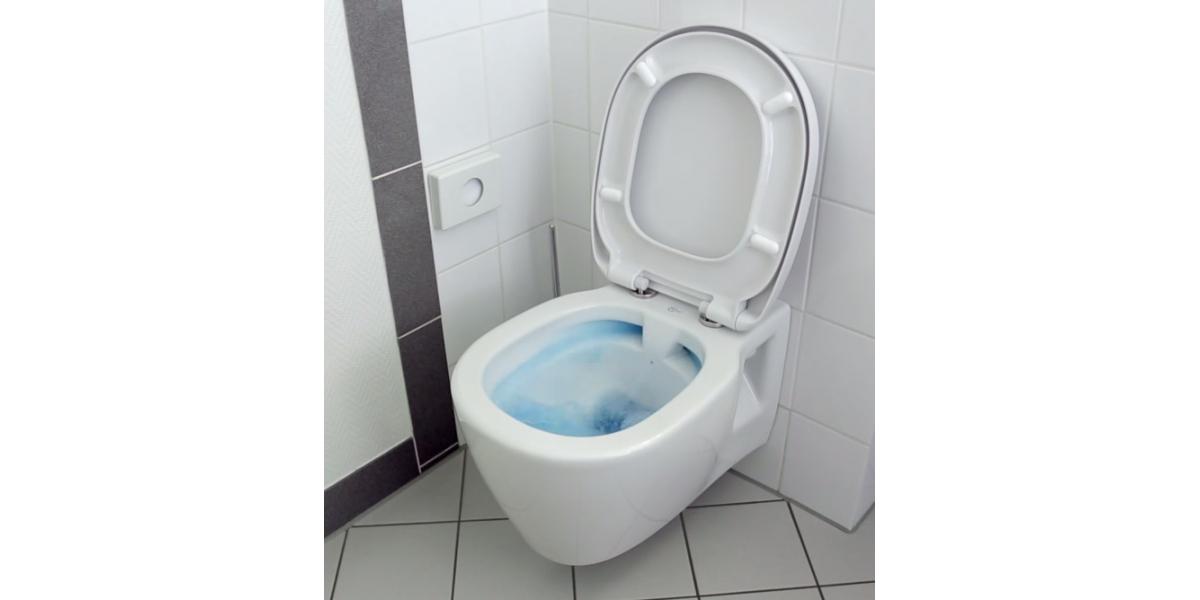 Cuvette suspendue sans bride wc connect design - Cuvette wc design ...