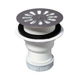 Découvrir Bonde de douche Ø60 Sortie verticale