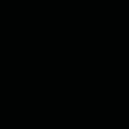 Découvrir Sunshine brillant noir 20x20 cm