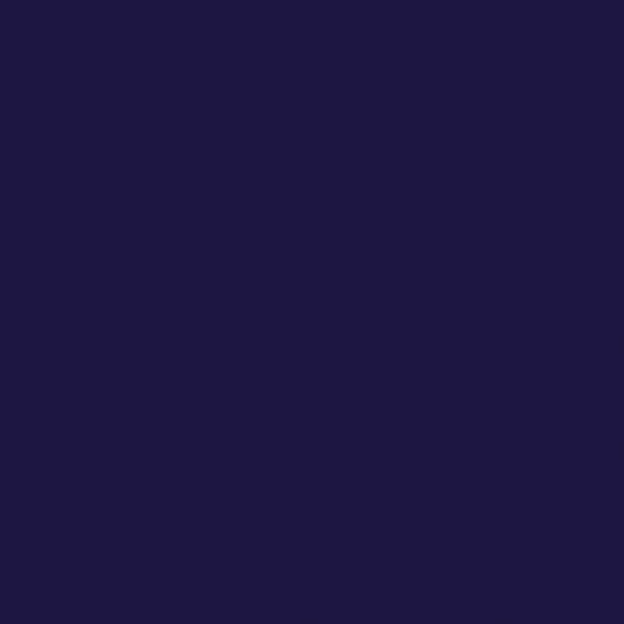 Carrelage sol Manoir cobalte 20x20 cm