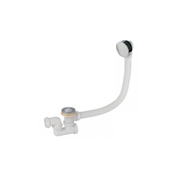 Vidage baignoire automatique avec siphon orientable