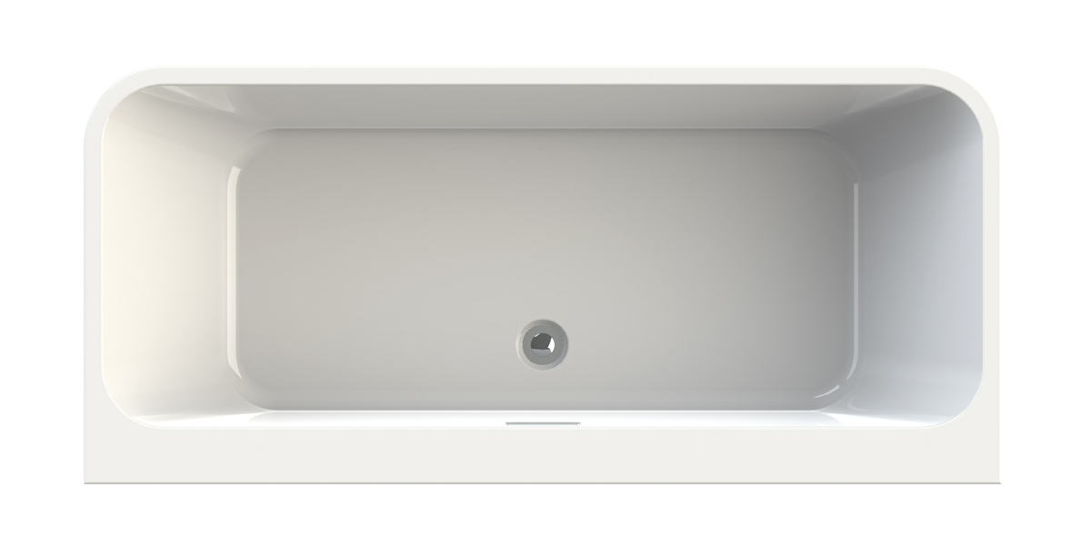 baignoire droite myva 170 cm avec r flex. Black Bedroom Furniture Sets. Home Design Ideas