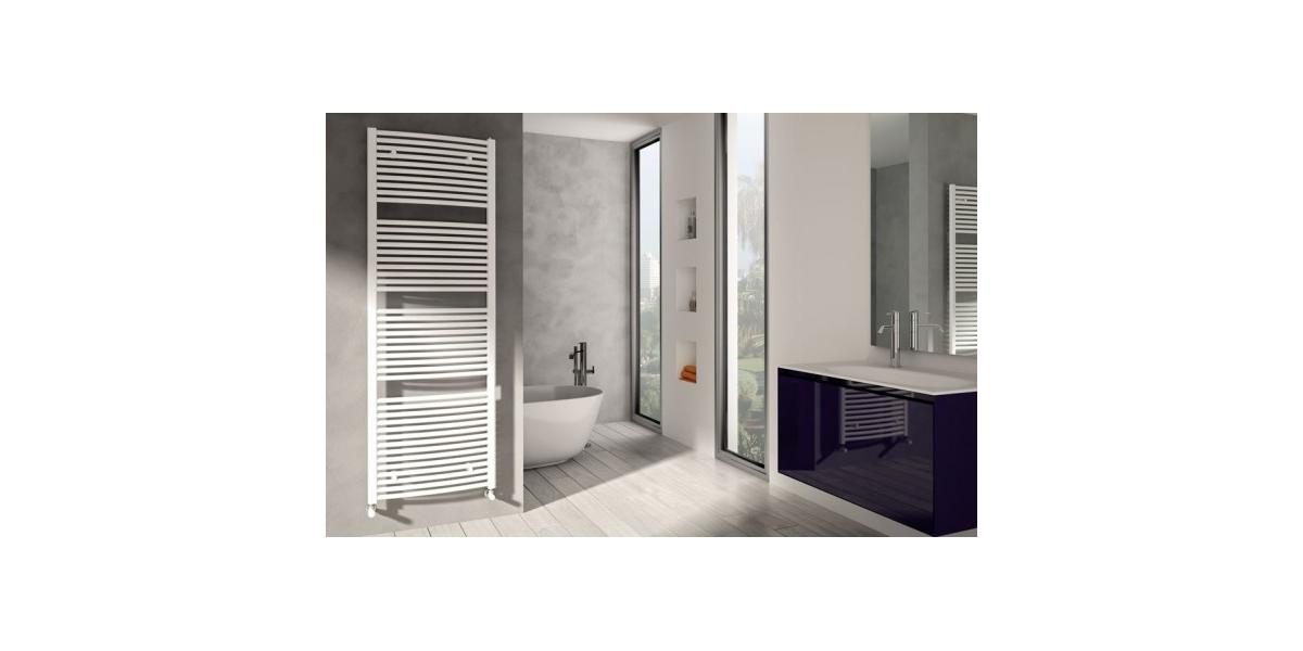radiateur s che serviettes venus eau chaude mixte avec r flex. Black Bedroom Furniture Sets. Home Design Ideas