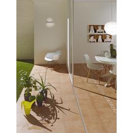 Carrelage sol traditionnel Pietra terra 33*33 cm