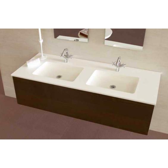 Vasque double Selene