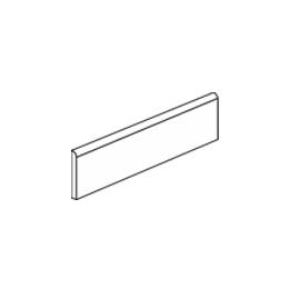 Découvrir Plinthe minéral 7,5*30 cm / Tous coloris