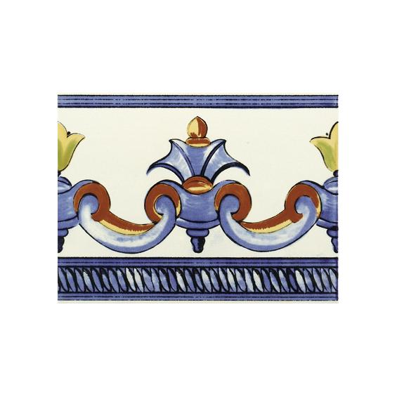 Cenefa galan Iris 15*20 cm