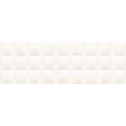 Carrelage mur Vita white squares 20x60 cm