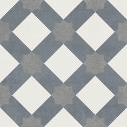 Carrelage sol effet carreaux de ciment Montmartre arabella 15*15 cm