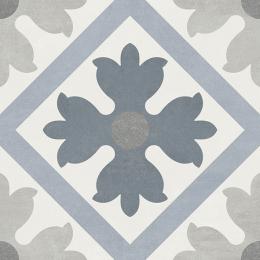Carrelage sol effet carreaux de ciment Montmartre martia 15*15 cm