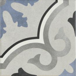 Carrelage sol effet carreaux de ciment Grant Lou-lou 15*15 cm