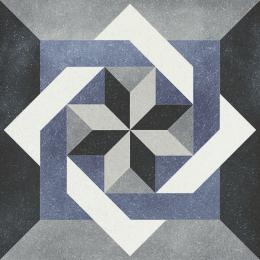 Carrelage sol effet carreaux de ciment Grant Isabelle 15*15 cm