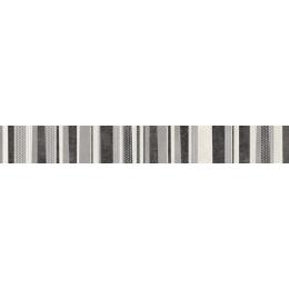 Découvrir Frise Geometrico gris 5*40 cm