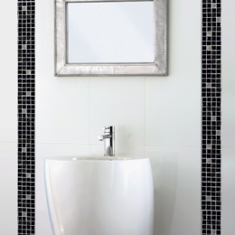 Carrelage mur Blanco brillo 25*40 cm