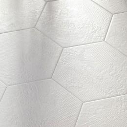 Milan white 25*25 cm