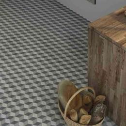 Carrelage sol effet carreaux de ciment Montmartre brina 15*15 cm