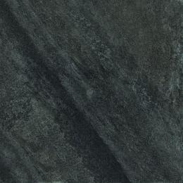Dalle extérieur effet pierre Hook Nero R11 60,5*60,5 cm