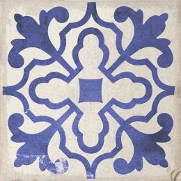 Découvrir Bayou villena blue 15*15 cm