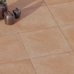 Carrelage sol extérieur classique Egypte terra R11 60*60 cm
