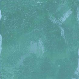 Carrelage mur effet zellige vert 13*13 cm