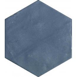 Découvrir Zellige blue 13,9 CM HEX.