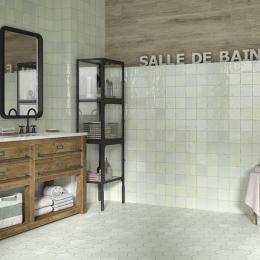 Carrelage Zellige pour la salle de bain à prix d\'usine - Réflex boutique