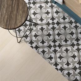Beach grey rug 25*25 cm