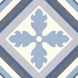 Découvrir Athènes saint tropez blue 25*25