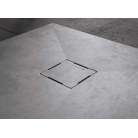 Receveur effet beton extraplat