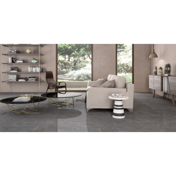 Concept gris 120*120 cm