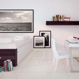 Light blanc 60*60 cm