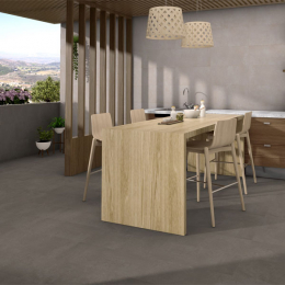 Carrelage sol moderne Don Angelo taupe 60*60 cm