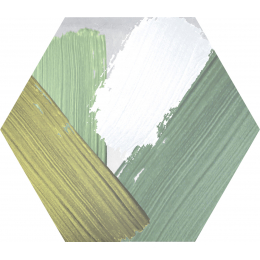 Découvrir Picasso mix colors 25*25 cm