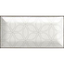 Carrelage mur Métro luxor white 10*20 biseauté