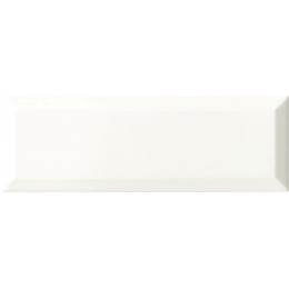 Carrelage mur Métro blanco 10*30 biseauté