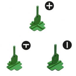 Découvrir Croisillons 4 mm autonivelant Pavilift