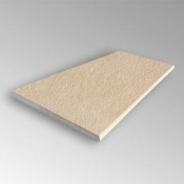 Découvrir Margelle piscine Menhir beige 30x60 cm