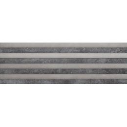 Découvrir Décor Laura lamas grafito 25*75 cm