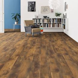 Sol stratifié Eldorado planche large chêne vieux 19,3*128,2 cm