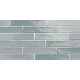 Carrelage mur effet zellige acqua 5*25 cm
