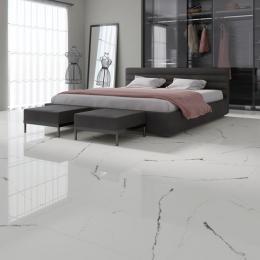 Carrelage sol poli effet marbre Corsi 60*60 cm