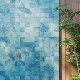 Carrelage piscine Zia Turquoise R10 15*15 cm