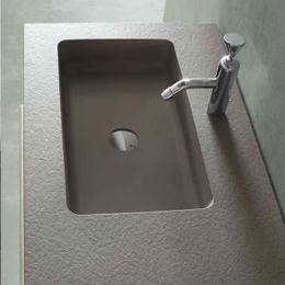 Découvrir Vasque simple Selene excentrée