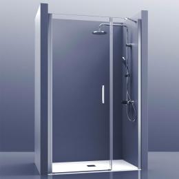 Porte de douche pivotante Azur