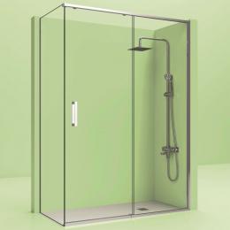 Découvrir Portes de douche angle coulissante Top