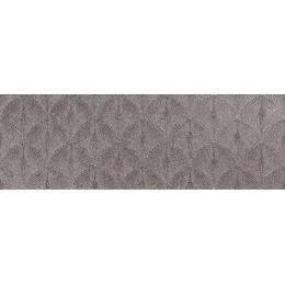 Carrelage mur Décor Urban brussels gris 25*75 cm