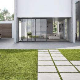 Dalle extérieur Design 2.0 pearl R11 60*60 cm