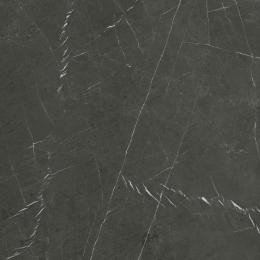 Carrelage sol poli effet marbre Black light 120*120 cm