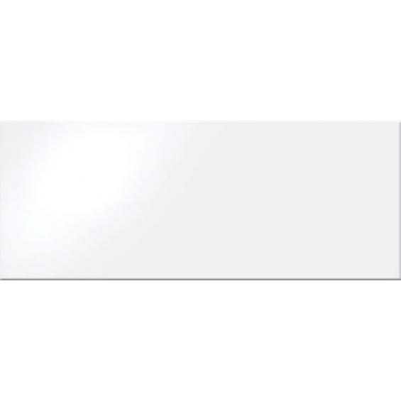 Blanco brillo 20*50 cm