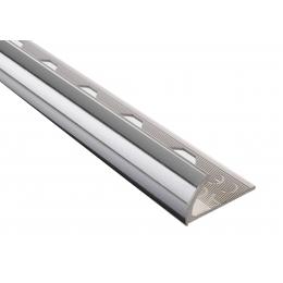 Découvrir Baguette d'angle aluminium
